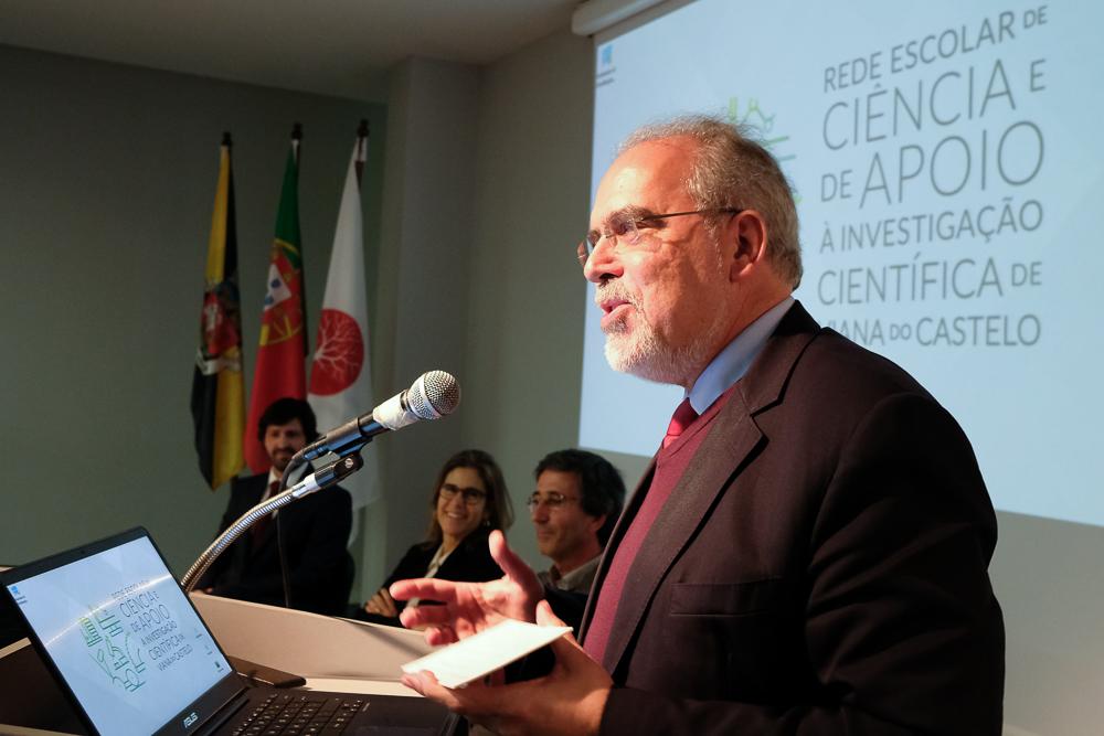 Presidente da Câmara Municipal quer Viana do Castelo como Território de Ciência