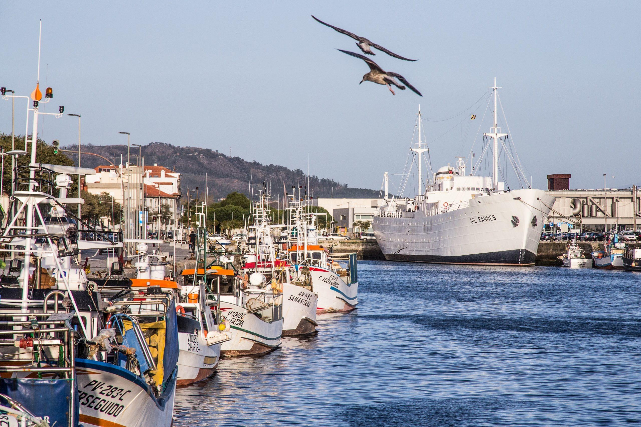 Museu Virtual da Memória Marítima está a ser instalado no Centro de Mar do navio Gil Eannes
