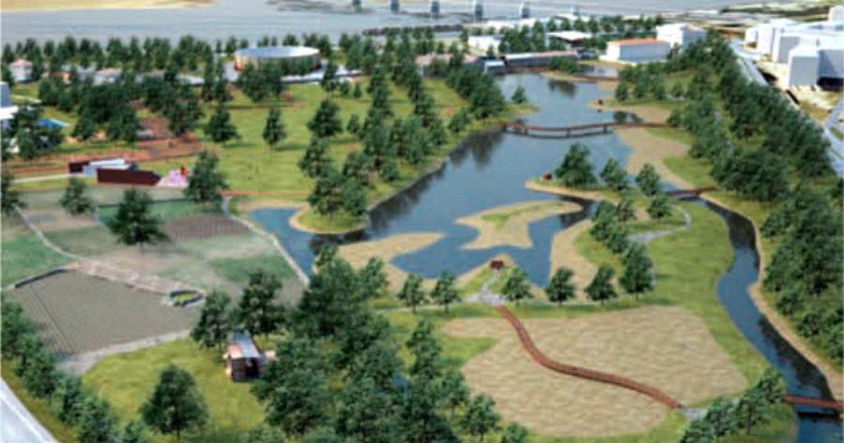 Parque ecológico de Viana do Castelo abre ao público em junho, 12 anos depois