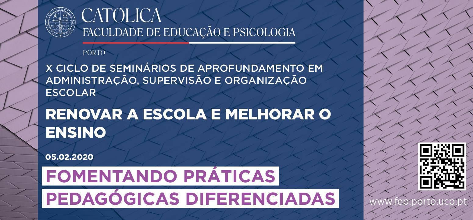 Agrupamento de Escolas de Barroselas convidado a apresentar projeto desenvolvido no âmbito da Autonomia e Flexibilidade Curricular, pela Universidade Católica do Porto
