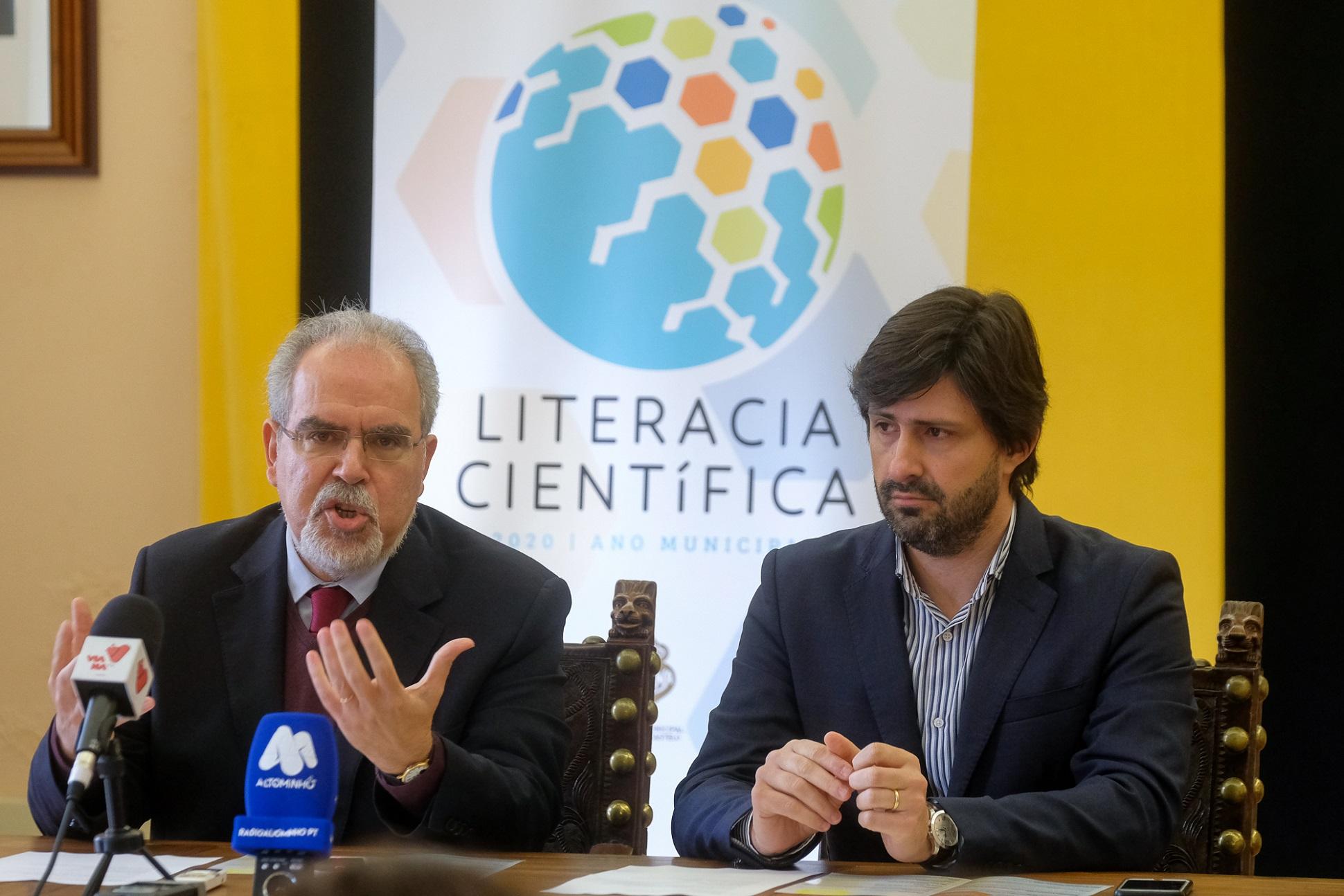 Viana do Castelo promove Ano Municipal da Literacia Científica com inauguração de instalações, encontros e eventos