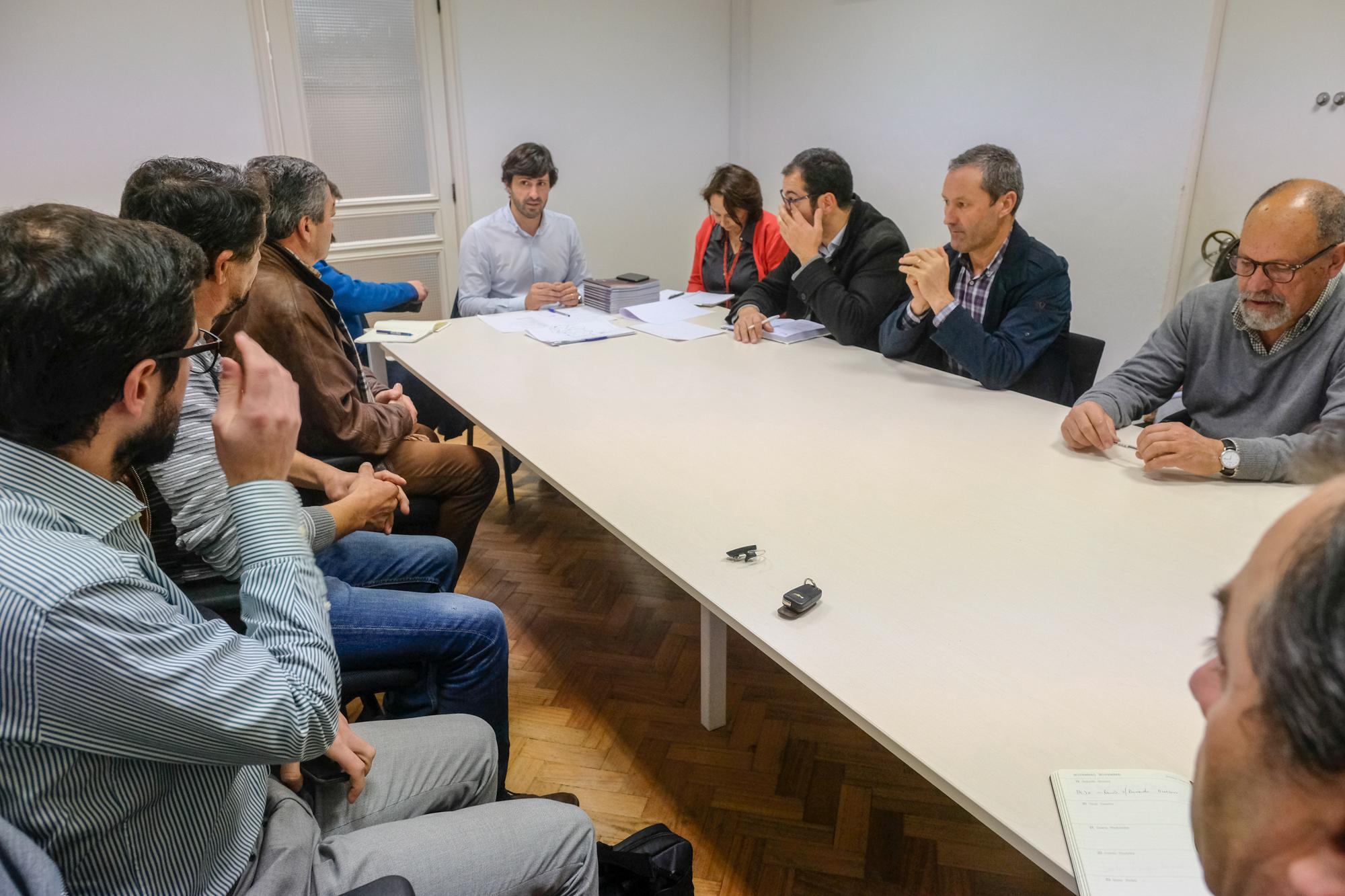 Câmara Municipal promove reuniões para estabelecer rede de proximidade entre baldios do concelho