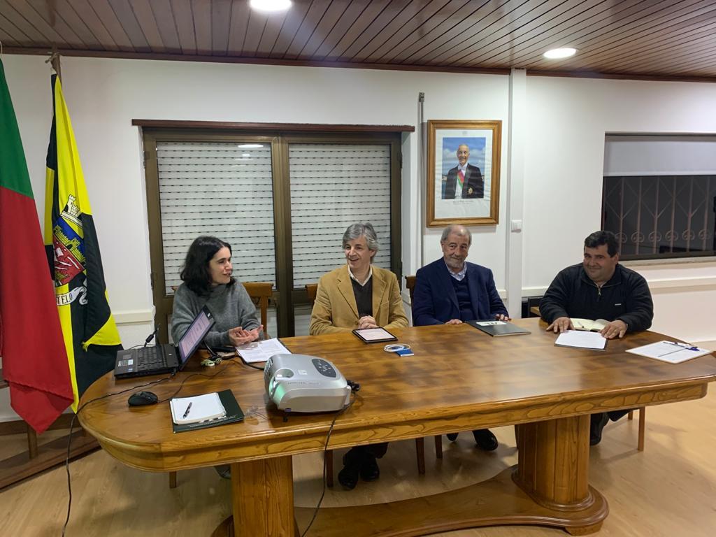 Câmara Municipal avança com constituição e dinamização de agrupamentos de baldios