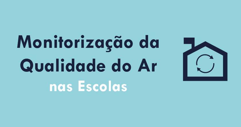 """Viana do Castelo é a """"primeira no país"""" com programa para avaliar ar interior de 53 escolas"""