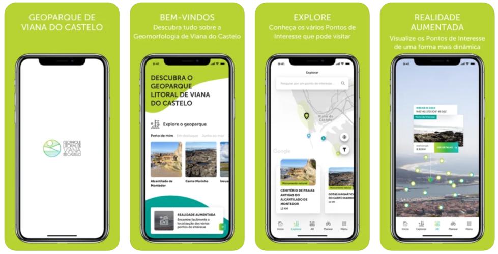 Câmara Municipal lança APP e sítio da internet do programa Geoparque Viana do Castelo