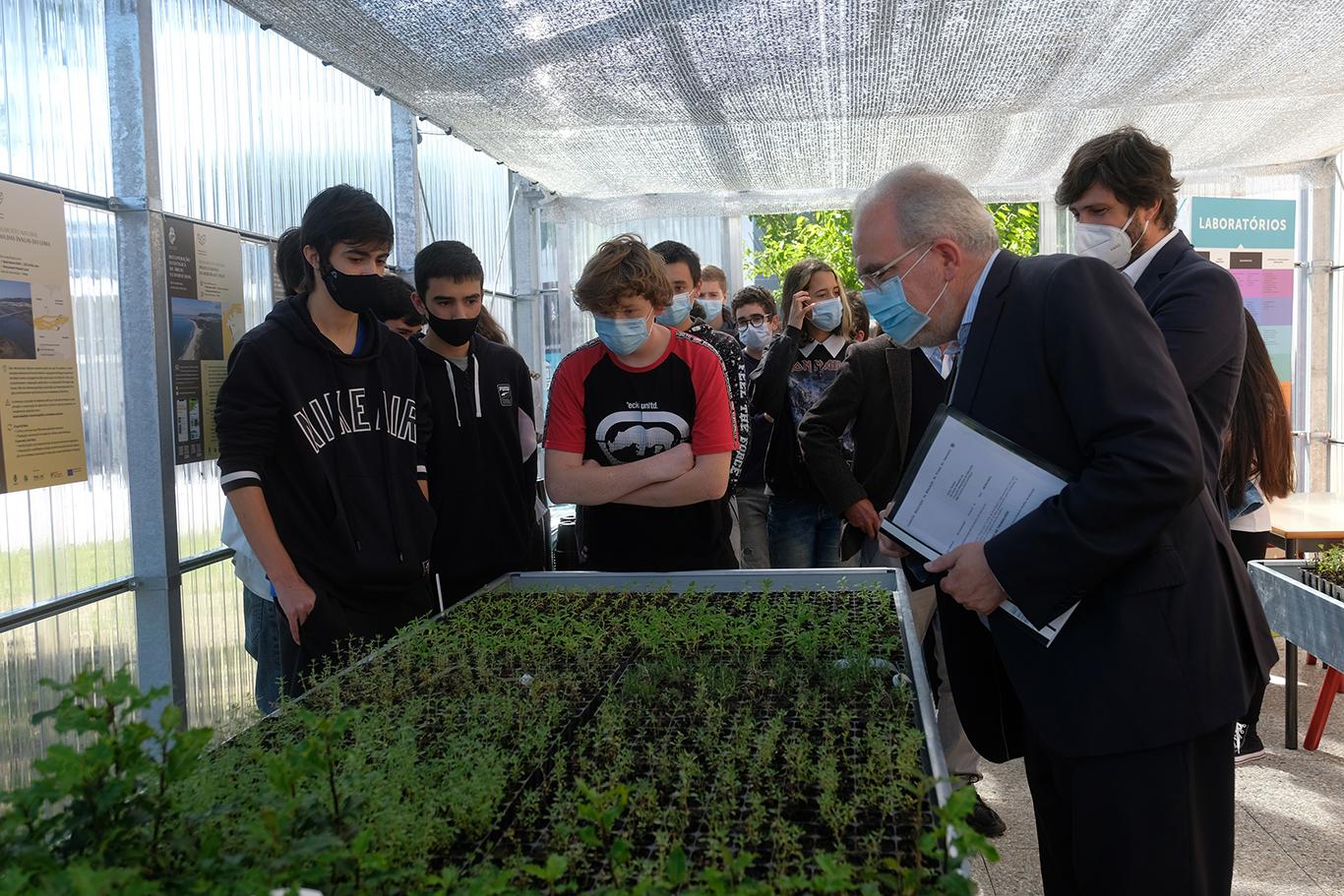 Autarquia inaugura 8º laboratório da Rede Escolar de Ciência em colaboração com Agrupamento de Escolas de Santa Maria Maior